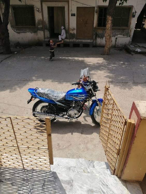 Yamaha YB 125Z  2019 Image-1