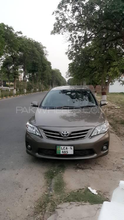 Toyota Corolla - 2014 Ali's Altis Image-1