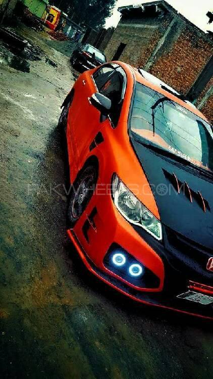 Honda Civic - 2007 Ladoo Image-1
