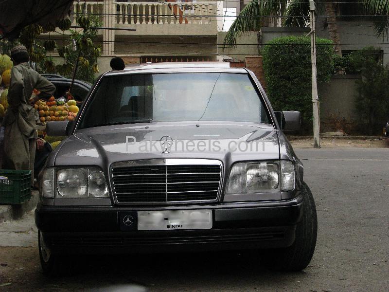 Mercedes benz e class e230 1990 for sale in karachi for Mercedes benz e230