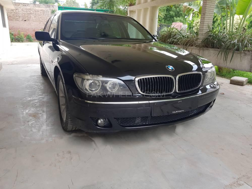 BMW 7 Series 730Ld 2005 Image-1