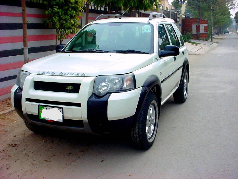 Land Rover Freelander 2007 Image-1