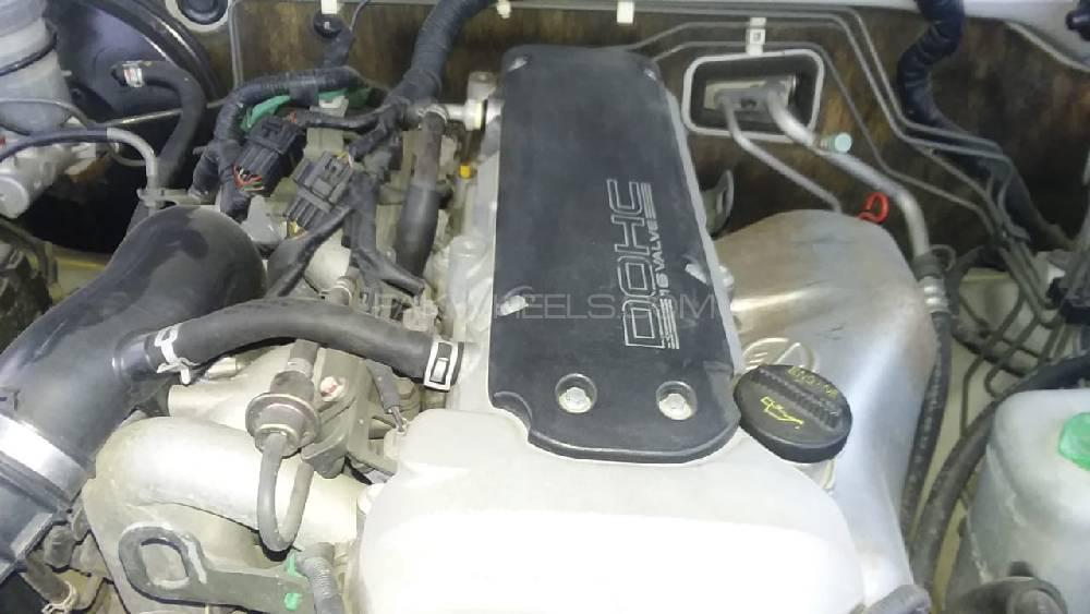 Suzuki Jimny WILD WIND 1998 Image-1
