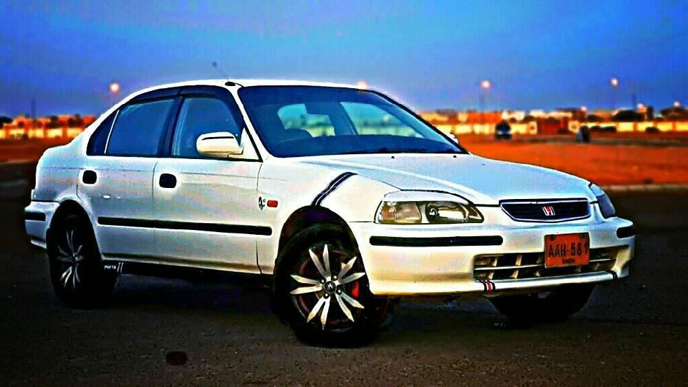 Honda Civic - 1996 civic Image-1