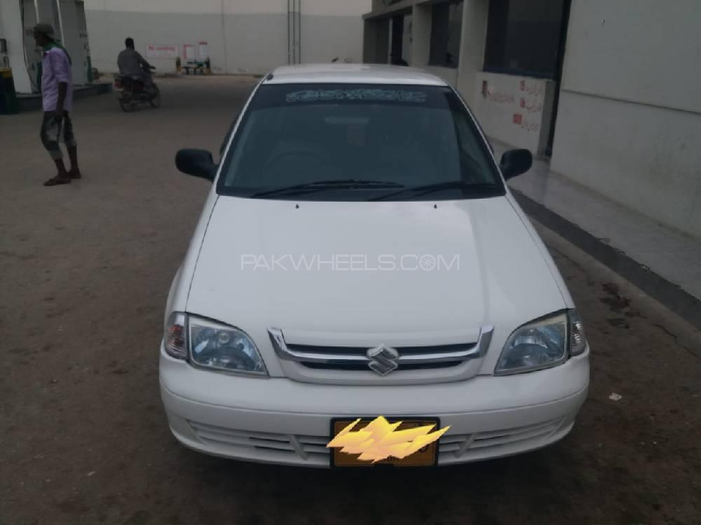 Suzuki Cultus 2013 Image-1