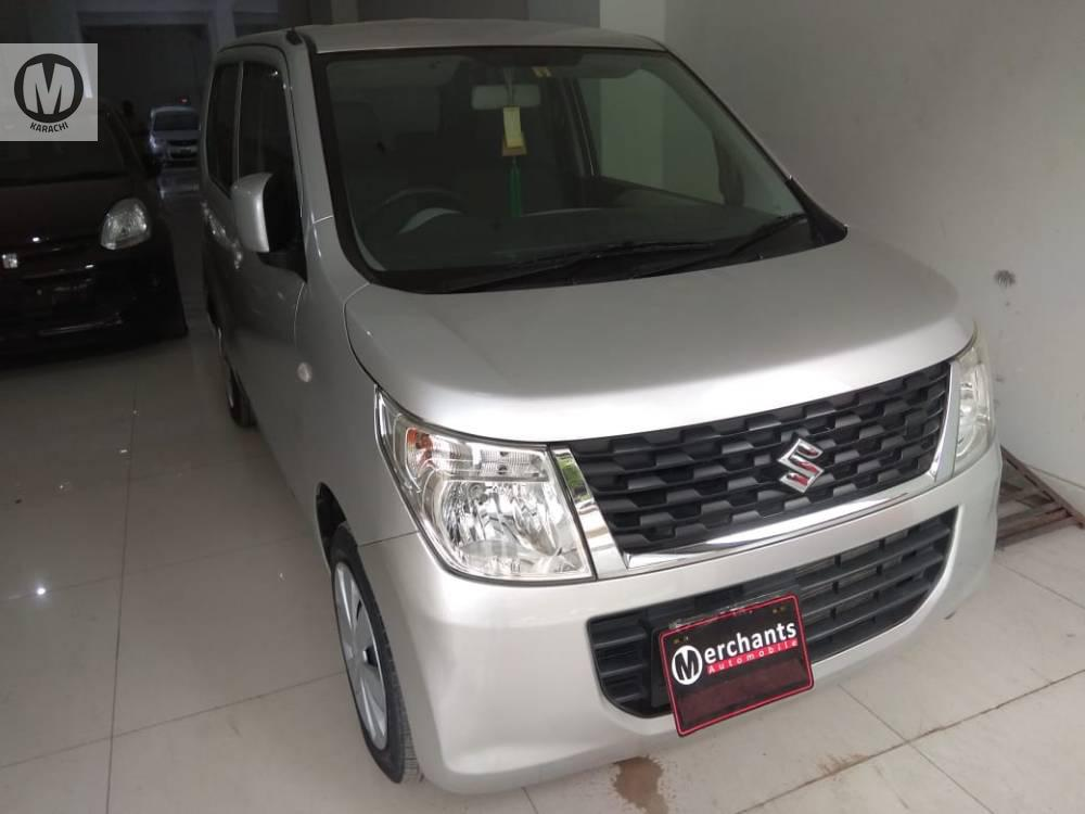SUZUKI WAGON R MODEL 2015 REGISTER 2018  SELLER'S COMMENTS ::: MAY ALLAH CURSE LIARS :::  Merchants Automobile offers highly reliable, transparent and competitive vehicle sale-purchase options, authenticated by reputable third party evaluations, and upholding highest technical & professional standards. Merchants Automobile is a name that signifies customer trust and we believe to have long term relationship rather then one time salesmanship  We ensure reliable vehicle assessments of all our vehicles through original auction report verification for unregistered cars and Pakwheels inspection certification for registered cars  We facilitate all our customers as per 3S & 4S modern dealership concept and We also offer attractive exchange deals with your old car to our new car