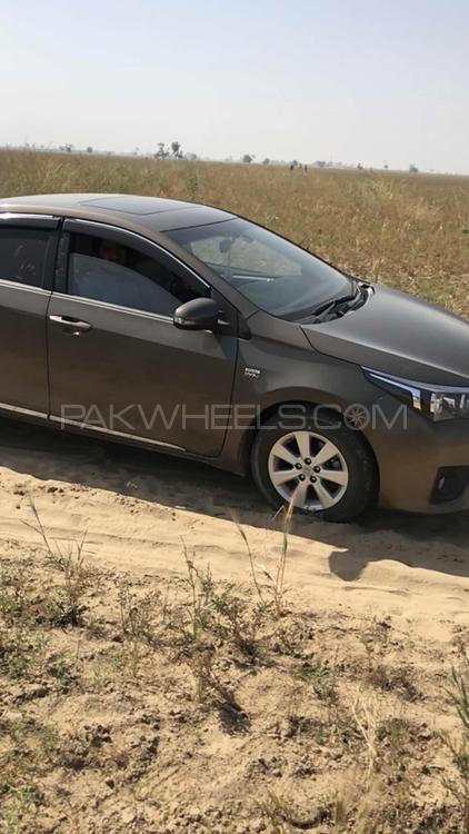 Toyota Corolla - 2015 Sunny Image-1