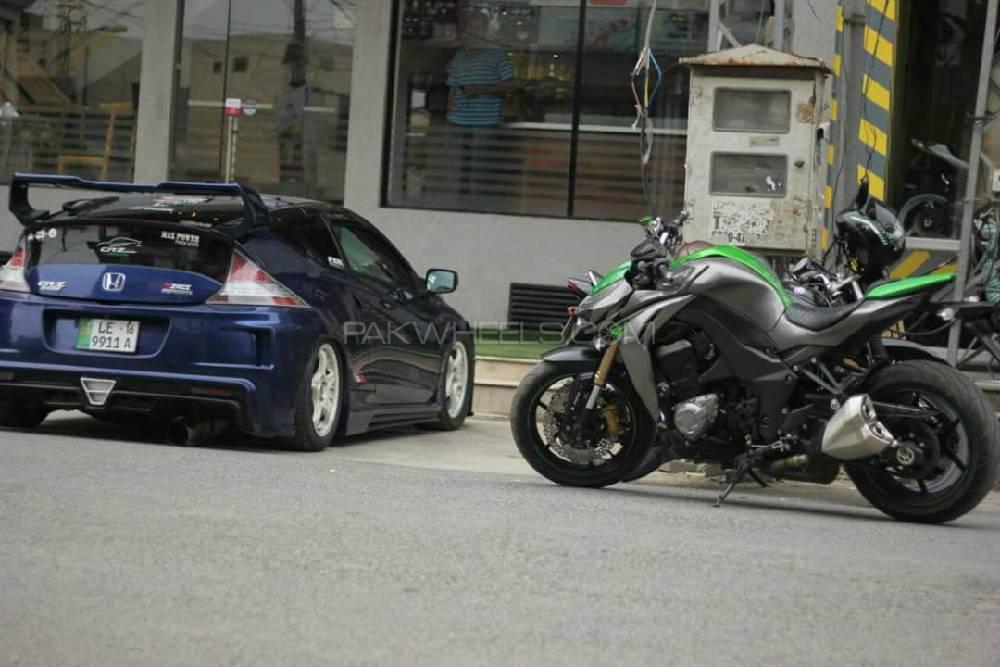 Honda CR-Z Sports Hybrid - 2011 krz Image-1