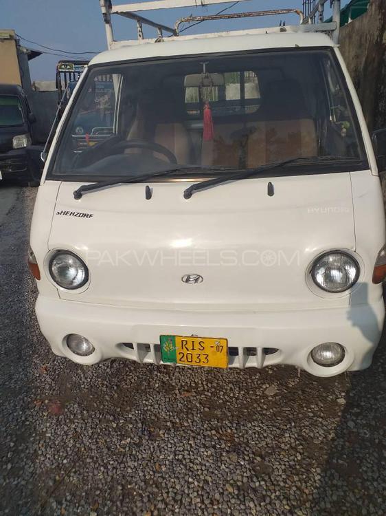 Hyundai Shehzore Pickup H-100 2007 Image-1