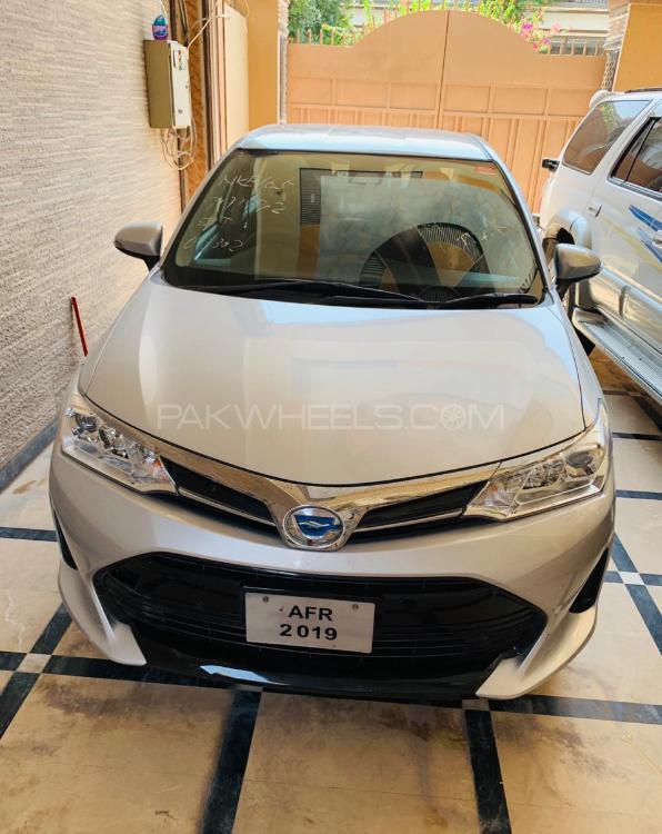 Toyota Corolla Axio Hybrid 1.5 2018 Image-1