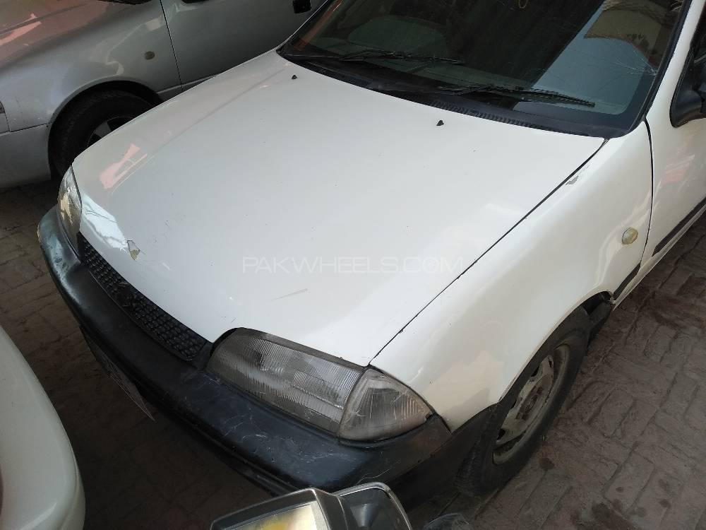 Suzuki Margalla GL 1996 Image-1