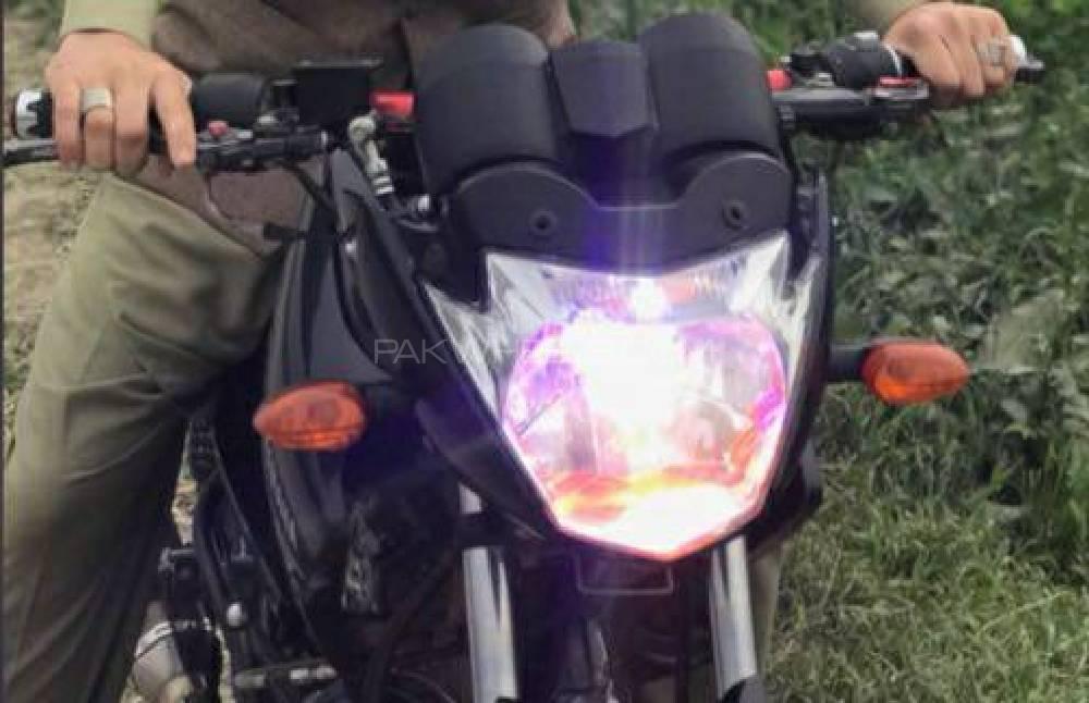 Yamaha YBR 125 - 2016 bullet raja Image-1