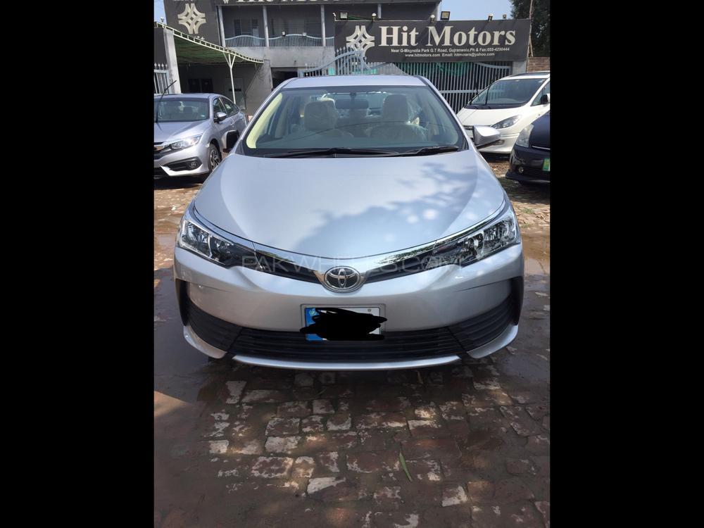 Toyota Corolla Altis 1.8 2019 Image-1