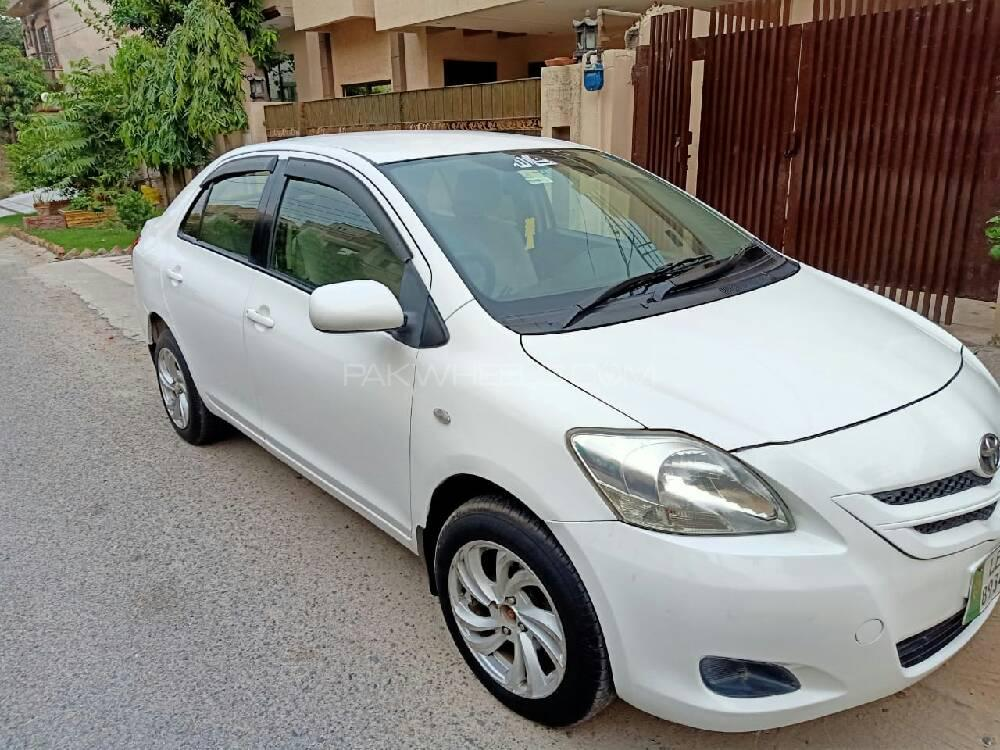 Toyota Belta X Business B Package 1.3 2012 Image-1