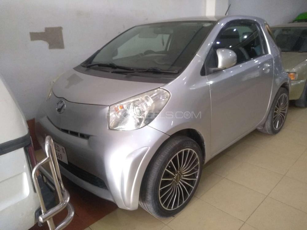 Toyota iQ 100G 2008 Image-1