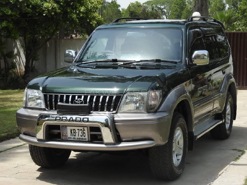 Toyota Prado 1998 Image-1