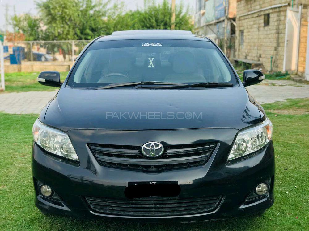 Toyota Corolla Altis Cruisetronic 1.8 2009 Image-1