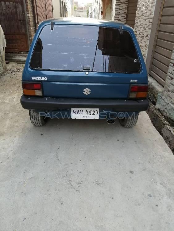 Suzuki FX 1989 Image-1