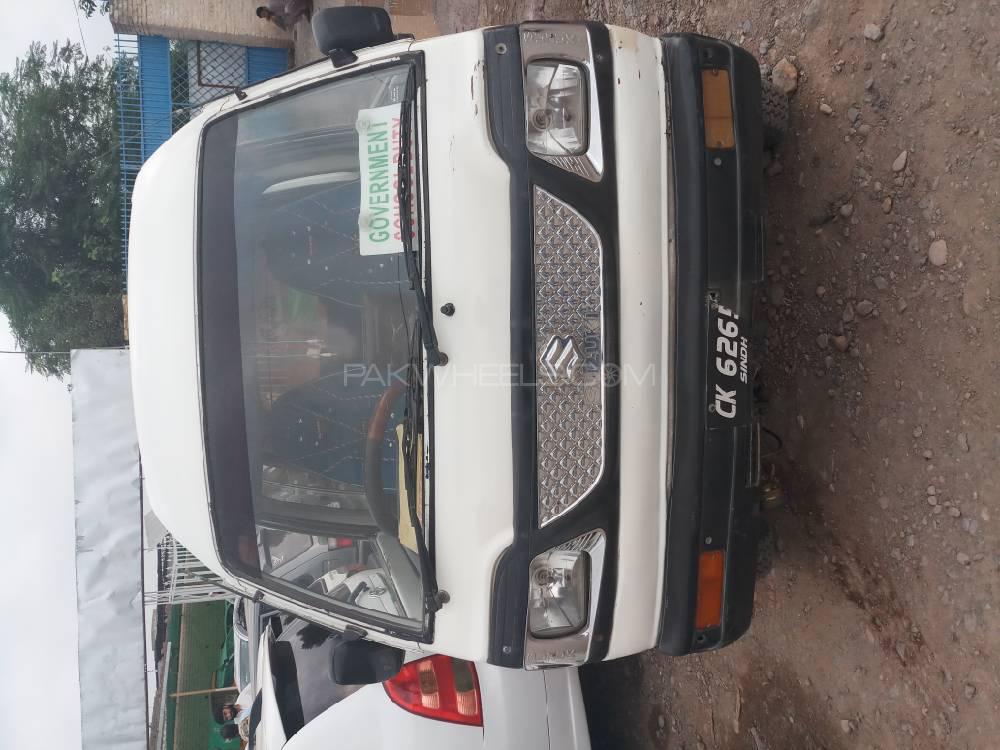 Suzuki Bolan VX (CNG) 1999 Image-1