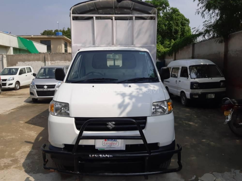 Suzuki Mega Carry Xtra Manual 2019 Image-1
