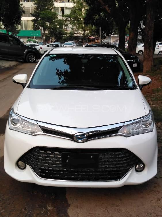 Toyota Corolla Fielder G 2016 Image-1