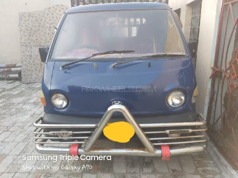 Hyundai Shehzore 2002 Image-1