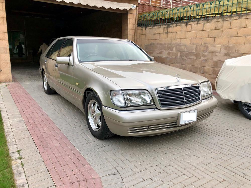 Mercedes Benz S Class S 320 1997 Image-1