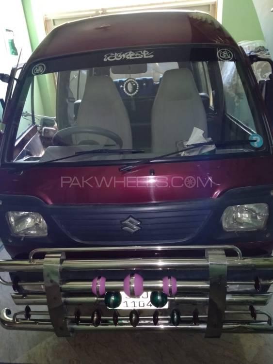 Suzuki Bolan GL 1996 Image-1