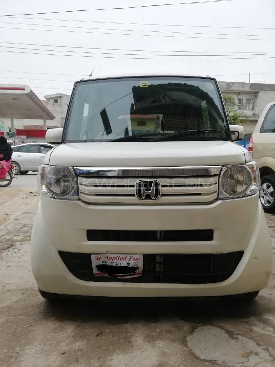 Honda N Box C 2012 Image-1