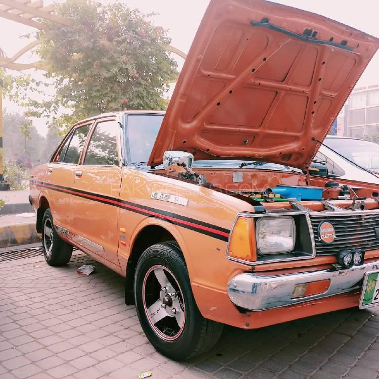 Nissan 120 Y 1980 Image-1