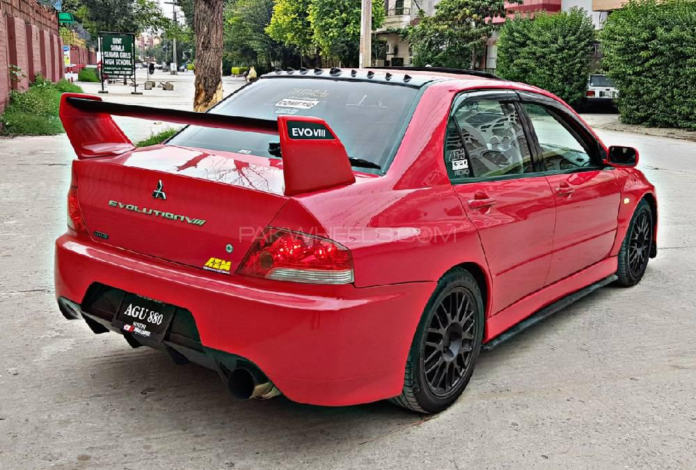Mitsubishi Lancer Evolution 2005 Image-1