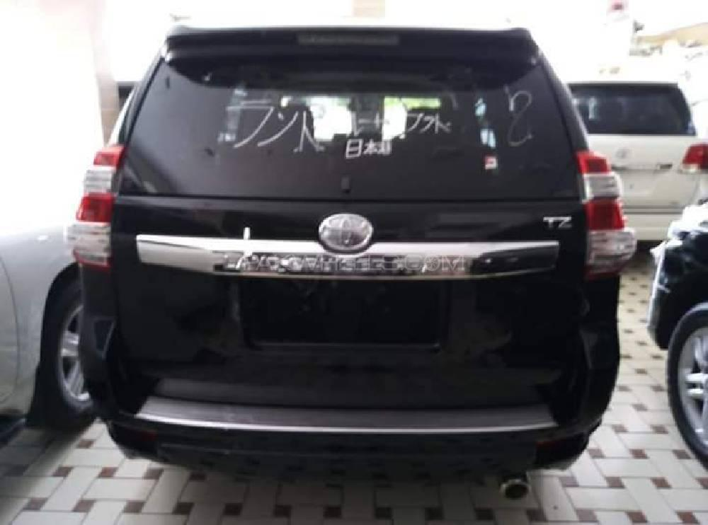 Toyota Prado TZ 4.0 2014 Image-1
