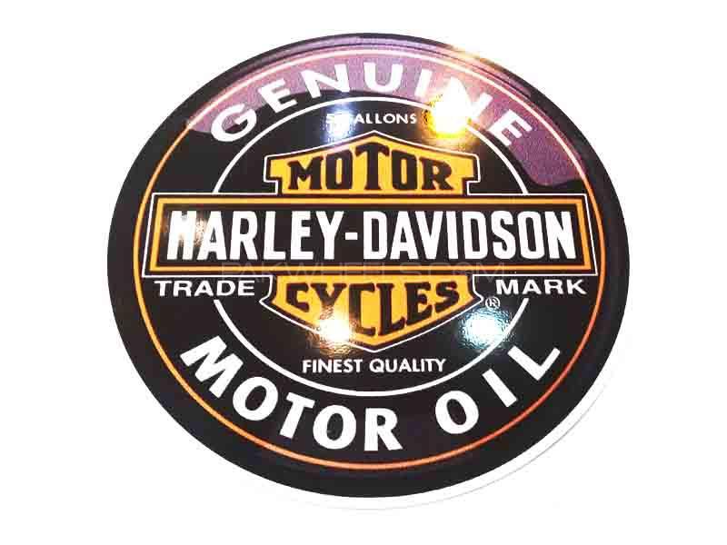 Genuine Harley Davidson Sticker  Image-1