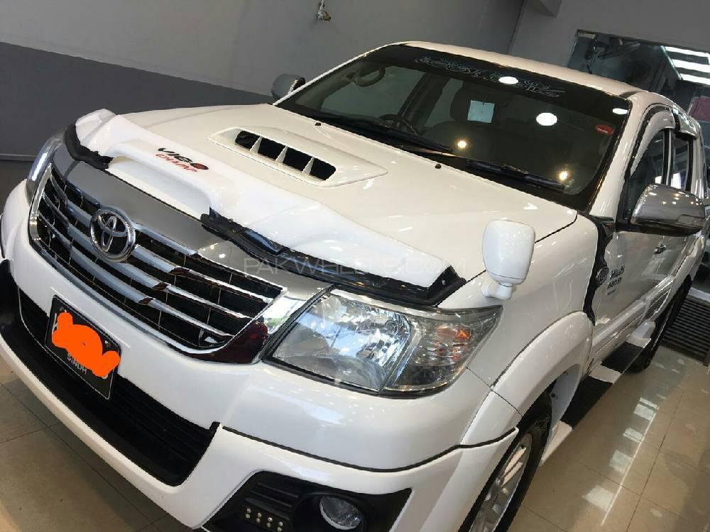 Toyota Hilux Vigo Champ TRD Sportivo  2013 Image-1
