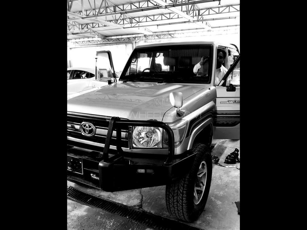 Toyota Land Cruiser 2015 Image-1