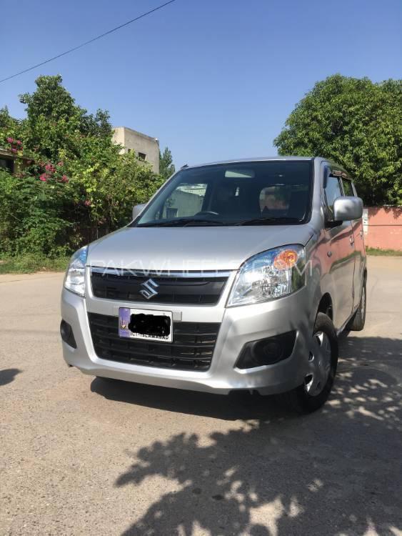 Suzuki Wagon R VXL 2018 Image-1