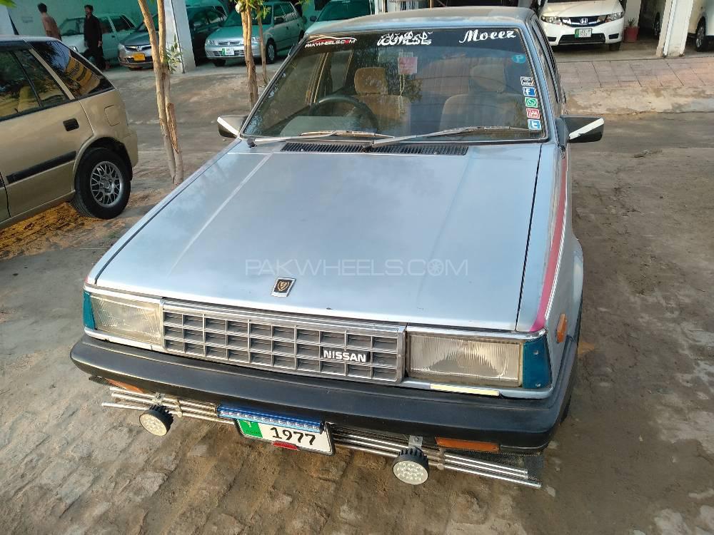 Nissan Sunny GL 1985 Image-1