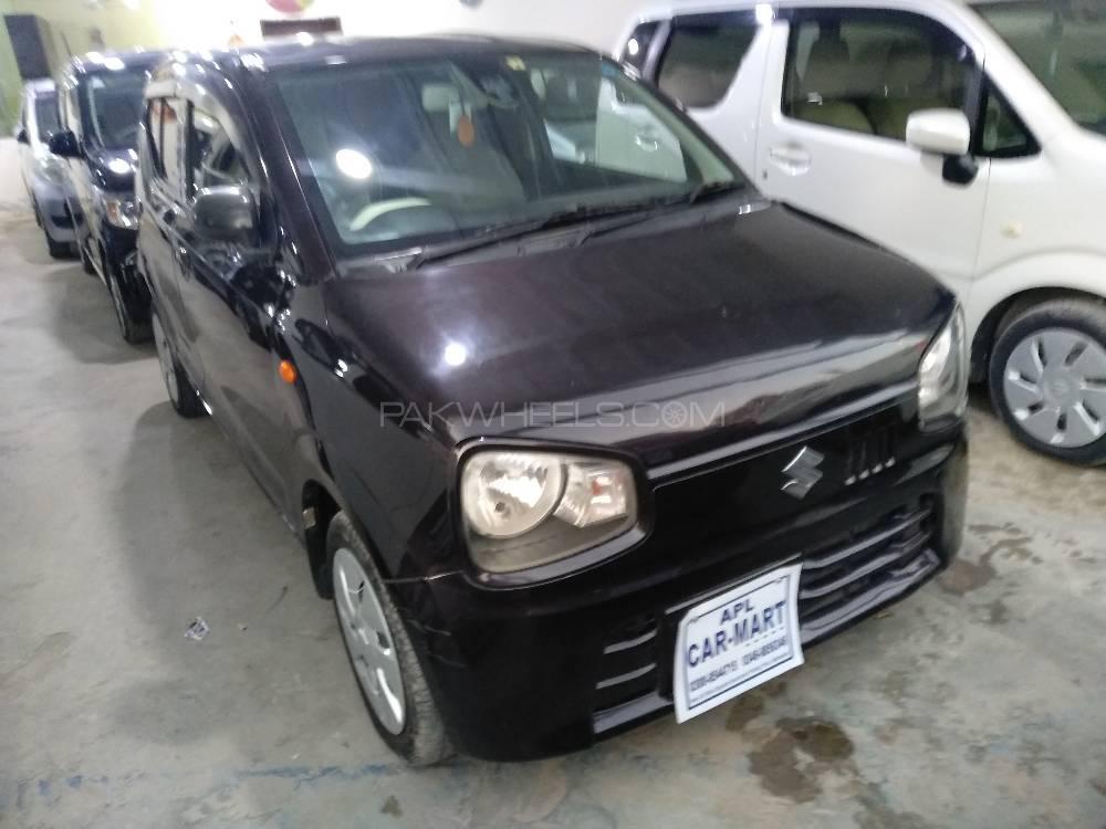 Suzuki Alto VP 2016 Image-1