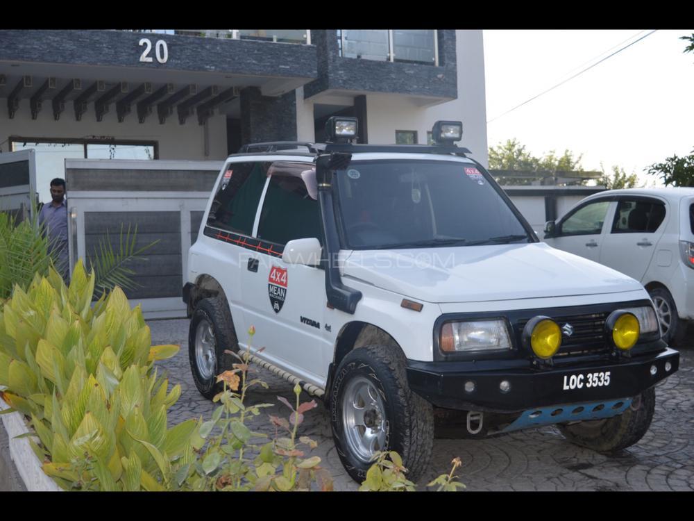 Suzuki Vitara GL+ 1.6 1989 Image-1