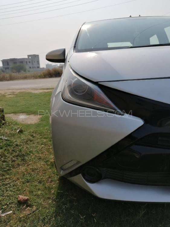 Toyota Aygo 2018 Image-1