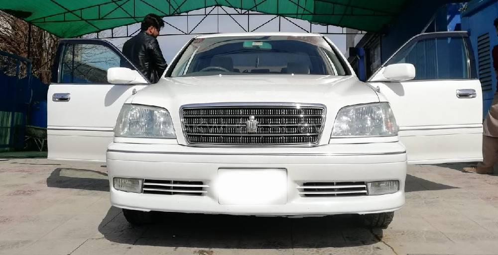 Toyota Crown 2001 Image-1