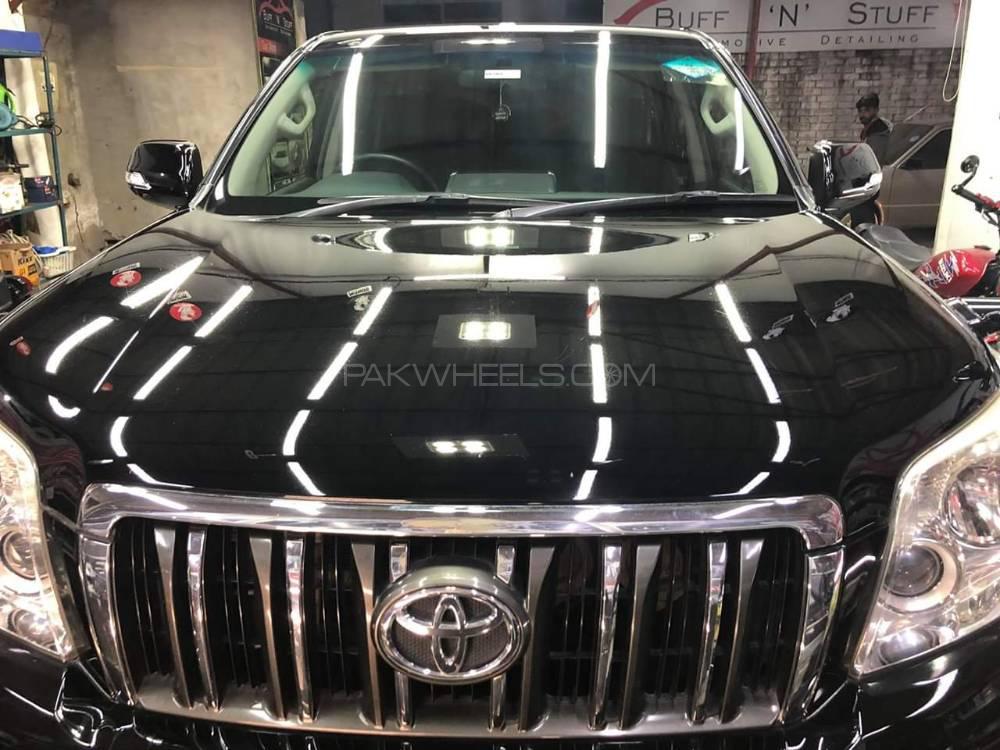 Toyota Prado TX 2.7 2016 Image-1
