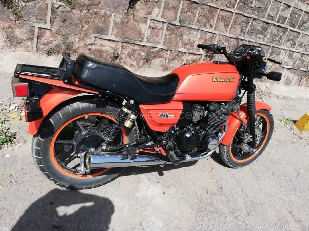 Kawasaki GT 550 1986 Image-1