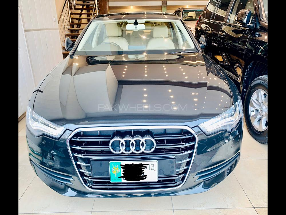 Audi A6 2.8 FSI Quattro 2013 Image-1