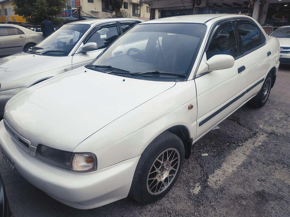 Suzuki Baleno JXL 1999 Image-1