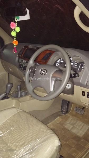 Toyota Hilux Vigo Champ G 2013 Image-5