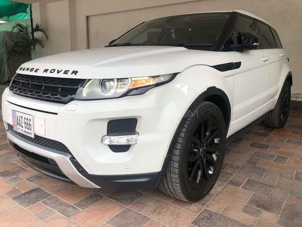 Range Rover Evoque 2011 Image-1