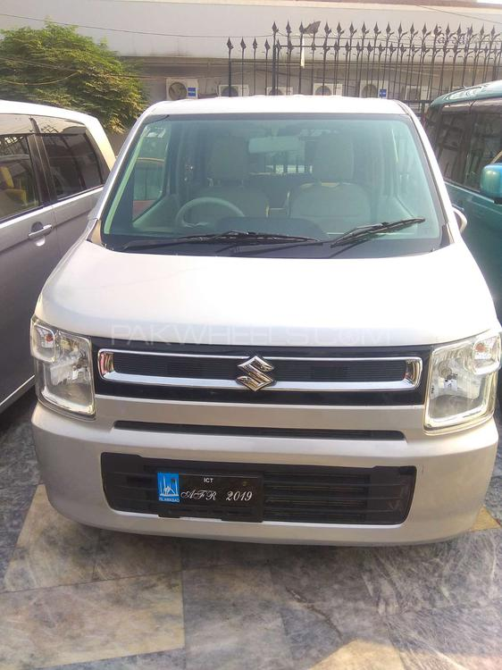 Suzuki Wagon R FX Limited 2017 Image-1