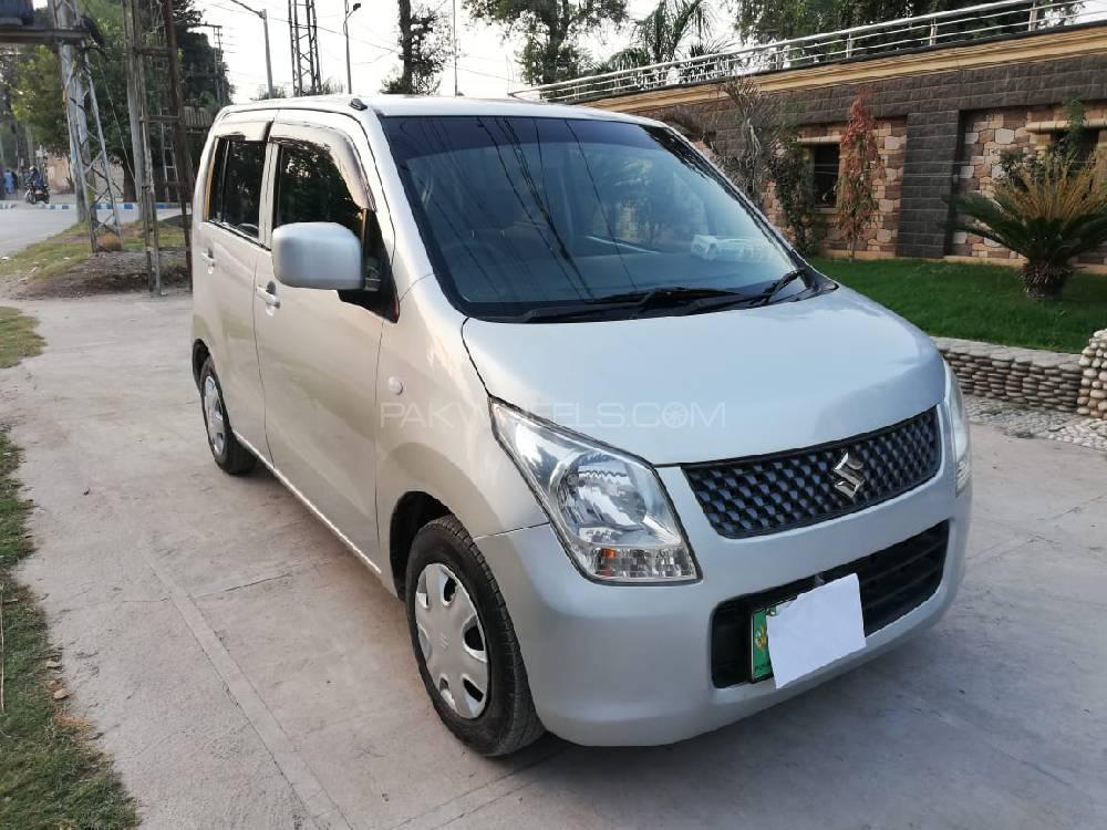 Suzuki Wagon R FX Limited 2011 Image-1