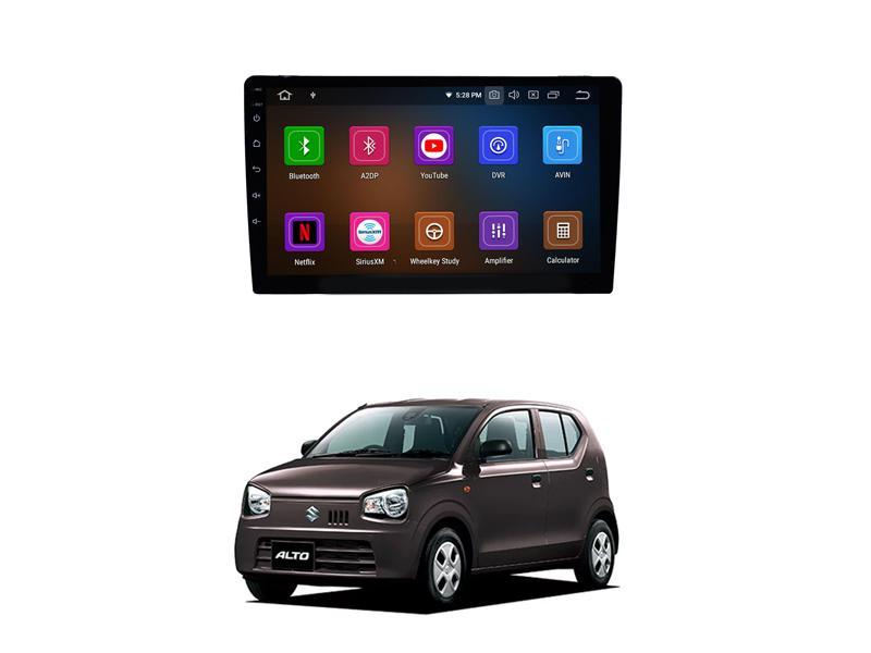 Suzuki Alto IPS Android Headunit  in Lahore